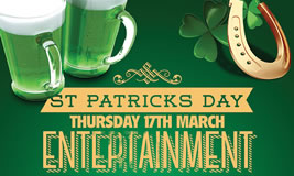 St Patrick's Day Entertainment at Chloe's at Young & Jackson
